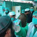 Afghan consulate team visits Afghan nationals quarantined in Landi Kotal