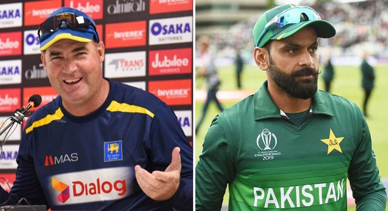 Arthur hits back at Hafeez after being accused of favouritism