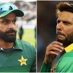 Afridi endorses Hafeez in debate over tainted players' return
