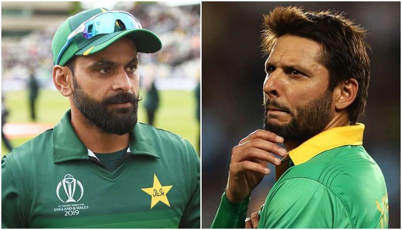 Afridi endorses Hafeez in debate over tainted players' return