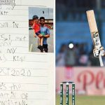 Five-year-old boy's essay on Babar Azam takes internet by storm