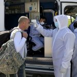 Israeli-Palestinian pandemic cooperation tested by rising cases