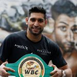 Amir Khan eyeing career swansong against Pacquiao or Brook