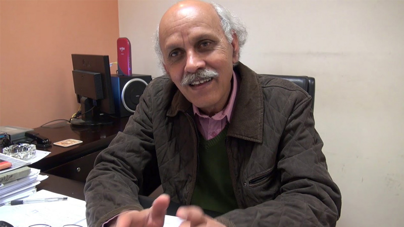 Mushtaq Soofi — poet, writer, columnist and producer
