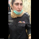 Custodians of law vs custodians of religion, Female SHO attacked by mob