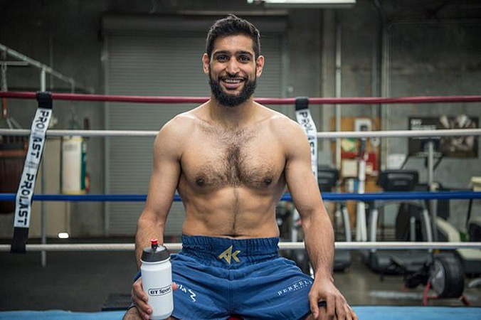 Amir Khan complained about PSB 'creating obstacles' during virus support
