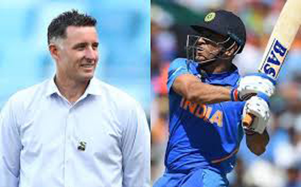 'MS Dhoni the best finisher of all time': Michael Hussey