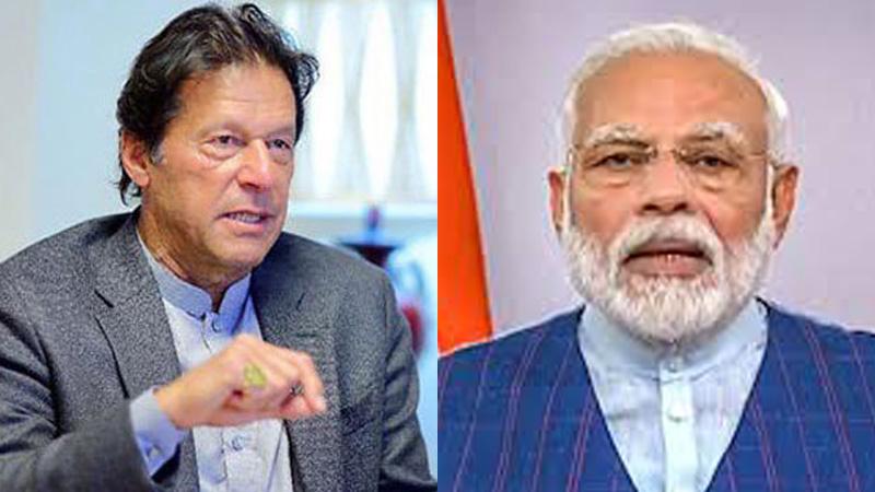 Indian Muslims being targeted to divert backlash: PM Imran