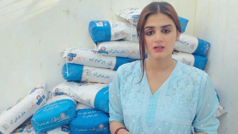 Allah has blessed me with quarantine: Hira Mani