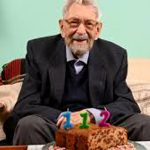 World's oldest living man celebrates 112th birthday in isolation