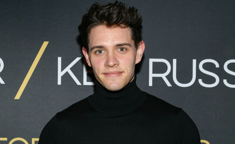 Casey Cott shaves head for charity
