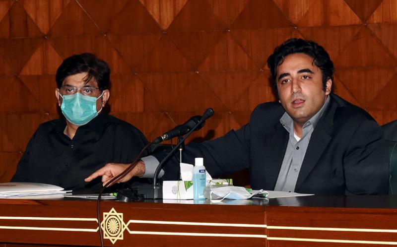 Bilawal asks Imran Khan to 'act like a PM' or step down