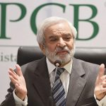 Ehsan Mani calls on Imran Khan to discuss his 'future with PCB'