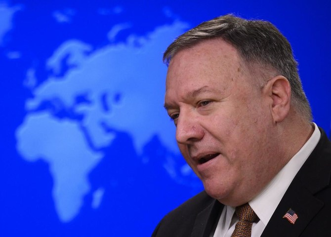 Pompeo warns Russia, China in opposition to ignoring transfer to reimpose UN sanctions on Iran