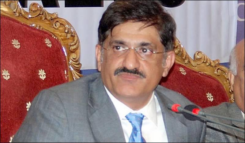 Case against Murad Ali Shah is weak: information minister