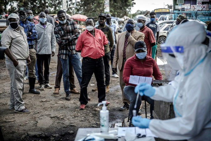 Hard to predict when Pandemic will be over: World Health Organization officials