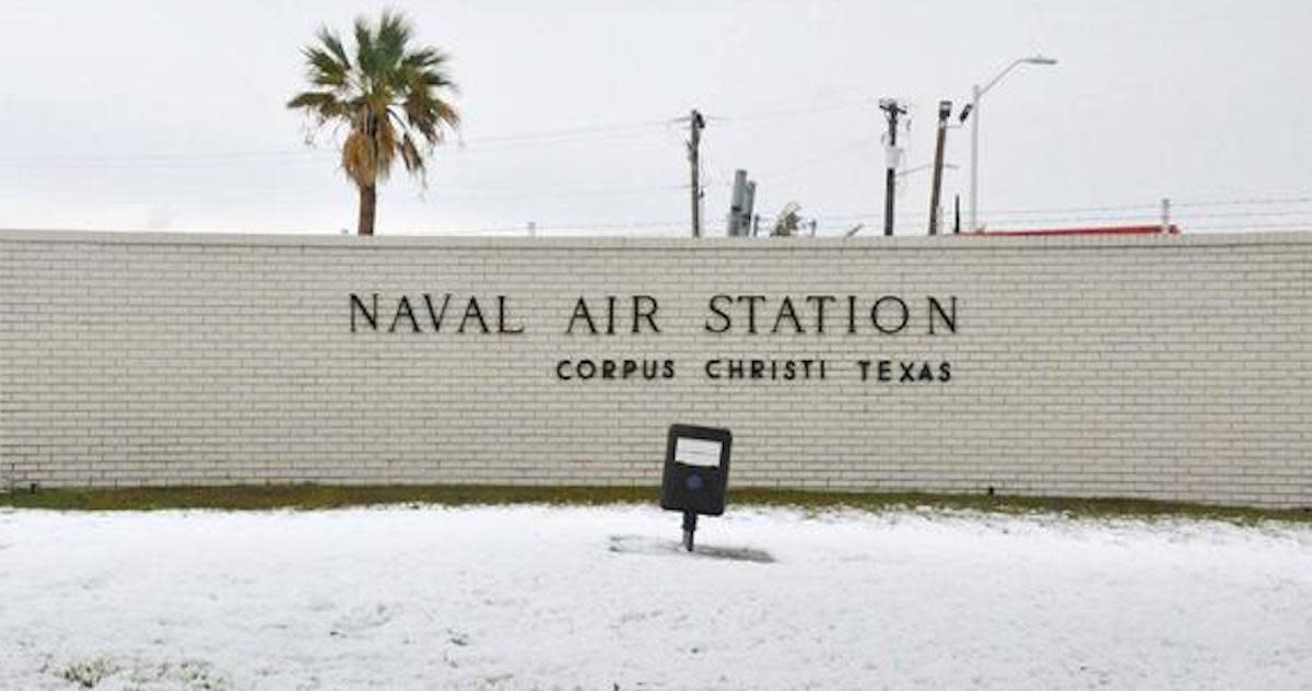 US Navy says shooter involved in Texas naval base shooting