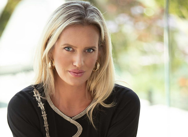 Shaniera says she was star struck on the set of her first film