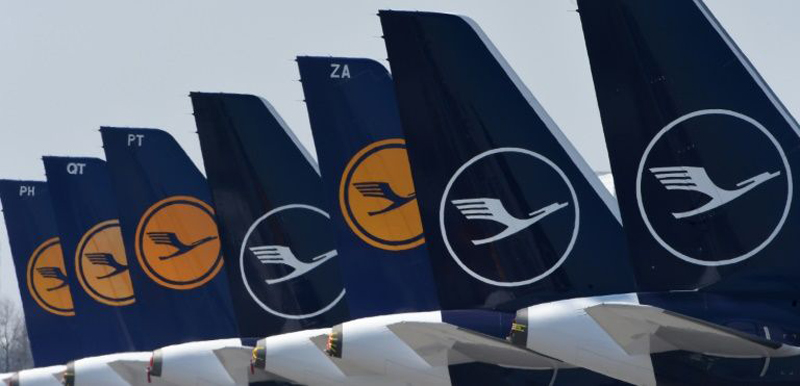 Lufthansa confirms in talks with Berlin on $10 bn rescue