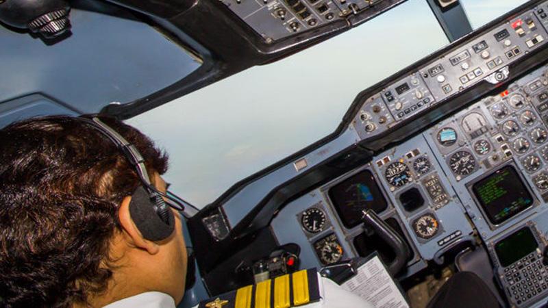 Pilot sent Mayday call moments before crash