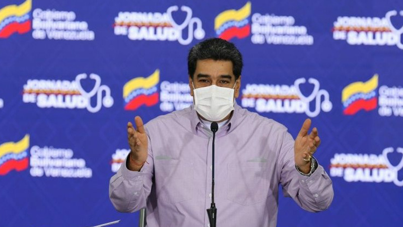 Venezuela sends US Congress letter on alleged invasion