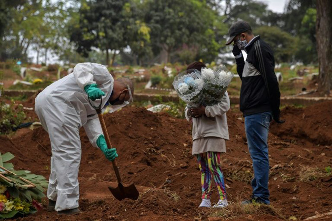 Latin America named virus epicenter as Trump seeks US reopening