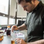 Gold nanoparticles used to taste-grade maple syrup