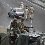 Kashmiris observe Eid under strict military siege