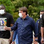 Top Brazil media end coverage of presidential doorstop