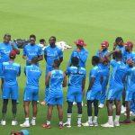 West Indies Test team resumes training behind closed doors after coronavirus break
