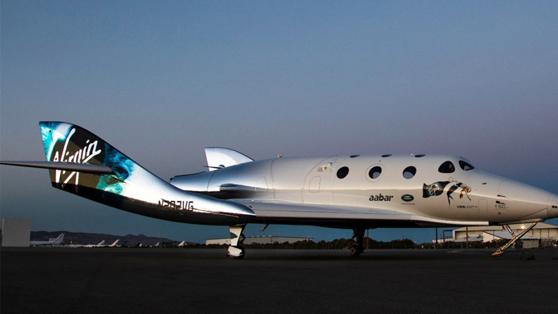 Virgin Galactic teams up with NASA to pursue high-speed air travel