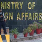 Pakistan condemns India's expulsion of two diplomats