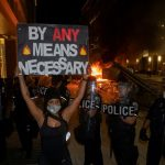 Journalists covering US protests find themselves under attack