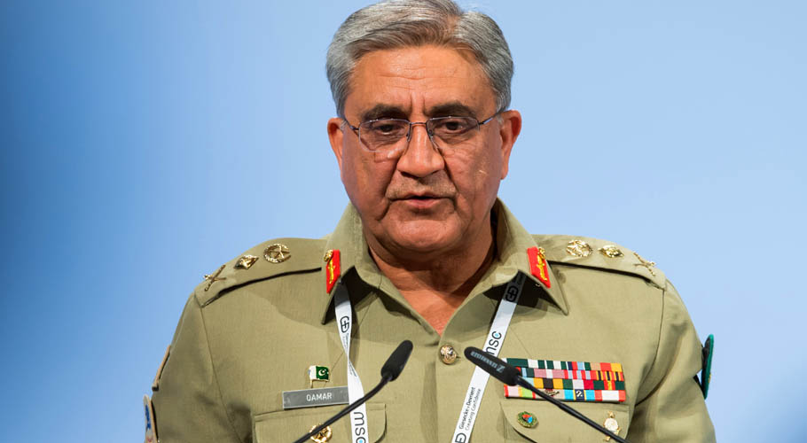 Terrorists will never be allowed to disturb hard earned peace: Army Chief
