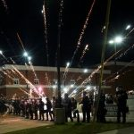 Tensions in US rise after another night of broken glass, fires and looting