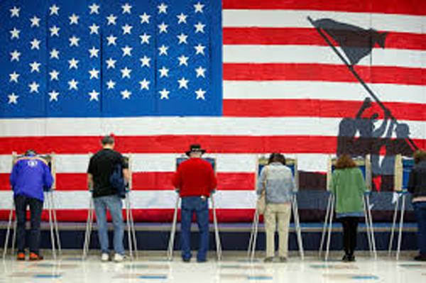 Enigma of upcoming US elections & Distance voting