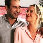 Shaniera shares how Wasim Akram is spending his quarantine birthday