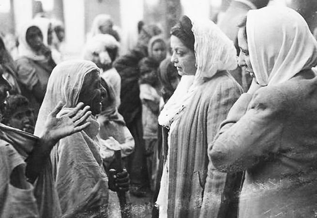 Begum Ra'ana Liaquat Ali Khan (Part-I)