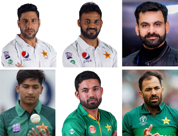Seven More Pakistan Cricketers Test Positive For Coronavirus