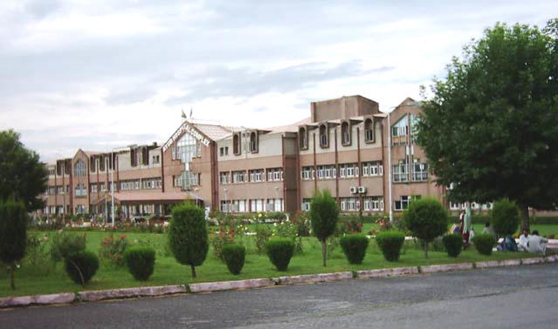 Lab at Ayub Teaching Hospital stops testing COVID-19