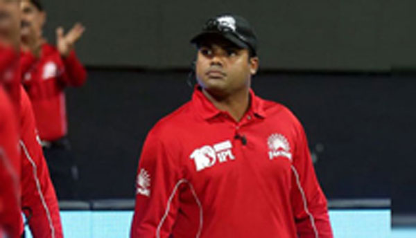 India's Nitin Menon becomes the youngest ICC Elite Panel Umpire