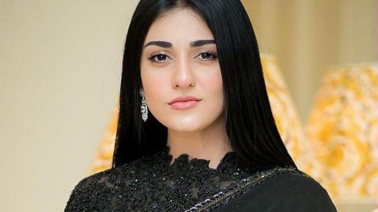Sarah Khan reveals her first love