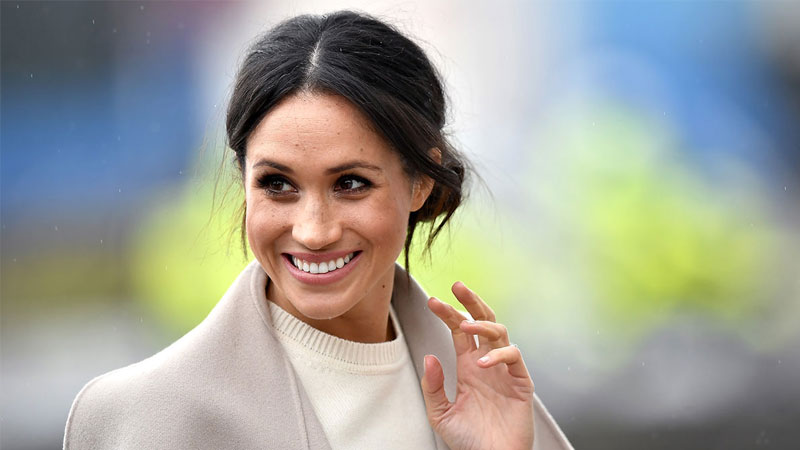 Duchess Meghan Reaches Out to Teen Victim of Alleged Hate Crime