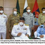 Karachi Shipyard & Engineering Works Building Indigenous Platforms For Pakistan Navy