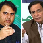 Fawad Ch criticize Pervaiz Elahi for opposing the construction of temple in Isb