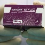 US gets almost all of the world's supply of key Covid-19 drug