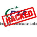PTA website reportedly hacked