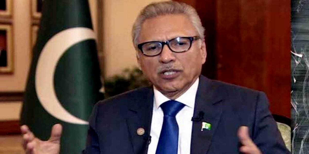 18th Amendment can be reviewed: President Alvi