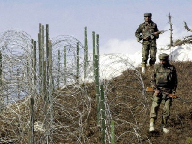 Five civilians injured in Indian troops firing across LoC