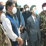 PM inaugurates Islamabad Isolation hospital, infectious treatment center